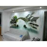 供应江西 南昌文化墙彩绘手绘喷绘制作