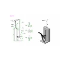 QJB2.2/4-1100/2-80/P氧化沟潜水推流器