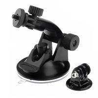 gopro hero运动相机配件 汽车吸盘 长吸盘+三脚架转接头 GP61