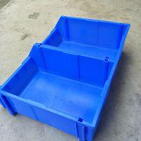 厂家直销环保彩色塑料6#零件盒 定制加工塑料6#零件盒