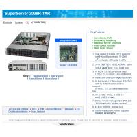 Supermicro X10DRX ,超微双路主板,11 个PCI-E插槽,监控DVR
