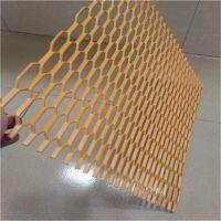 外墙铝框铝网板_广东专业铝网格板
