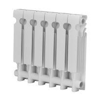 河北暖气片厂家生产SNVR2001-500压铸铝暖气片 组数自由组合的暖气片