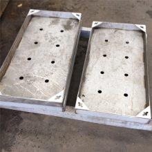 耀恒 定做不锈钢装饰井盖 304 201不锈钢井盖加工定制 打磨精细600*600
