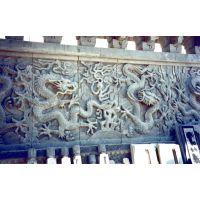 九龙壁,照壁雕刻,地雕浮雕制作