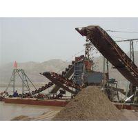 挖沙船|扬帆机械|吸沙式挖沙船