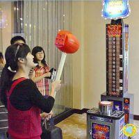 上海大力锤出租上海嘉年华游戏机租赁昆山健身娱乐机器租赁