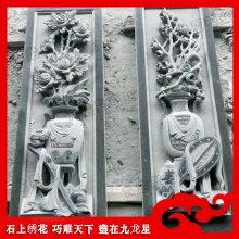浮雕壁画定制 手工雕刻石材浮雕 惠安厂家