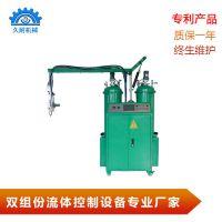 久耐机械_聚氨酯发泡机/高压弹性发泡设备/双组份聚氨酯灌注机