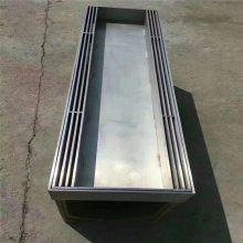 金聚进 生产不锈钢镀锌钢板窨井盖 900*900承重井盖 道路隐形井盖