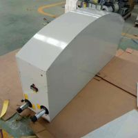 艾尔格霖专业生产旋转门用冷热水空气幕