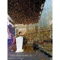 广州供应舞台特效设备彩虹机出租,喷花机租赁,礼炮租赁,电子烟火安装服务