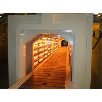 高温烘干线价格、隧道烘干炉、烘干设备图片