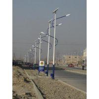 新疆地区太阳能路灯工程案例