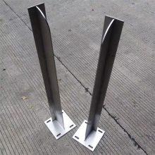 金裕 室内不锈钢圆管扶手 国外组装式楼梯 不锈钢栏杆立柱 厂家直销