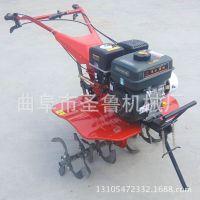 农用大棚旋耕机 汽油自走式施肥机 小型春耕犁地机
