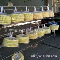 流动型玉米大米江米棍机 面粉膨化机 康乐果膨化机 多功能糖棒机