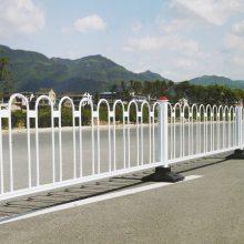 中山人行道隔离栅工厂报价 机动车中心分隔护栏规格 佛山市政护栏