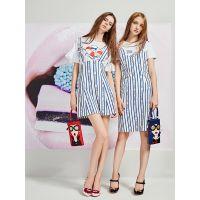 广州品牌女装YDG时尚潮流个性女装低价批发