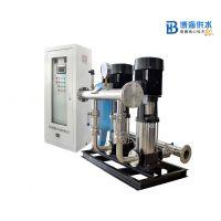 无塔供水设备水泵安装的注意事项