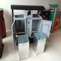 小区环卫镀锌板垃圾桶网络销售呈增长态势