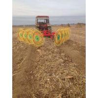 河北小麦秸秆搂草机什么价位 鑫联牌xl-4型4盘搂草机零售价