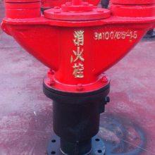 供应新疆SSAK系列快开调压减压稳压防冻型地下消火栓 SSAK100/65-1.6爱尔玛