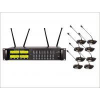 lspro乐士普一拖八专业无线会议话筒麦克风HD800