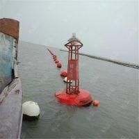 温州出海口拦污排浮筒环保型拦污漂设施