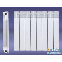 欧德宝钢铝复合散热器 洛阳高端散热器