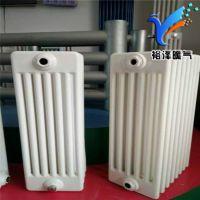 冀州钢制暖气片钢制柱型钢七散热器 4分管 中心距1700家用