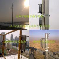 莱安港口门机视频监控无线传输 网桥 无线微波