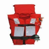 新式衣新型救生衣/新标准船用救生衣船检CCS大浮力船员旅客救生服
