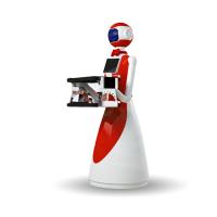 【金灵 餐厅机器人】智能送餐机器人JL105