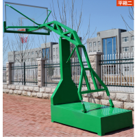 《广西北海篮球架》广西地埋式 移动箱式篮球架供应