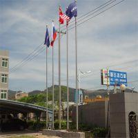 金聚进 厂家供应内置电动旗杆、工地 党校 中学旗杆。抗风能力超强