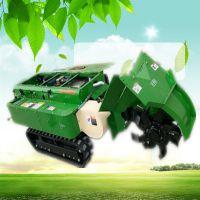 农用自走式开沟机 履带式开沟回填一体机 启航果树施肥回填一体机