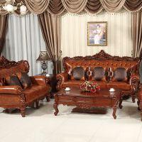 欧美式客厅家具_刺猬紫檀/缅甸花梨红木沙发_941红木网