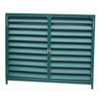 张家口喷塑空调围栏,张家口锌钢百叶窗,Q235锌合金防盗网,HC新型飘窗栏杆