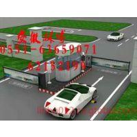 安徽停车场视频监控系统 合肥智能停车场管理系统 智能收费停车场系统