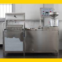 曲阜凯瑞特豆腐生产线价格 哈尔滨卤水干豆皮机 家用小型豆付机不锈钢