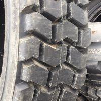 直销10.5/80-18加厚块状花纹 徐州徐轮 工程机械滑移式轮胎