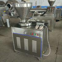 香肠灌肠机 鼎凤源 液压灌肠机 烤肠加工设备
