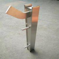 金裕 厂家直销 304不锈钢立柱 楼梯扶手工程立柱 楼梯立柱 规格齐全