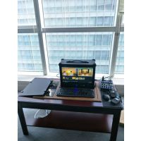 传媒公司专用便携式导播直播一体机系统,笔记本式导播直播推流集成一体机