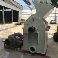 时产2吨废弃木头杂木粉碎机 做燃料颗粒用 树枝破碎机组