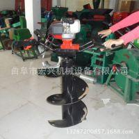 挖坑机 挖树机 林业矿业设备  安全高效 多功能地钻