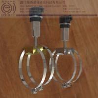德克罗蒙卡箍管道表面安装,带一体变送温度变送器