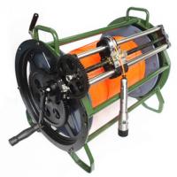 何亦FD-61K轻便测井绞车可直接与FD-3019探棒配合使用,无需借用工具就能方便连接,达到防水密