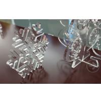 深圳诺得泰NDT1360亚克力工艺品水晶字激光切割机